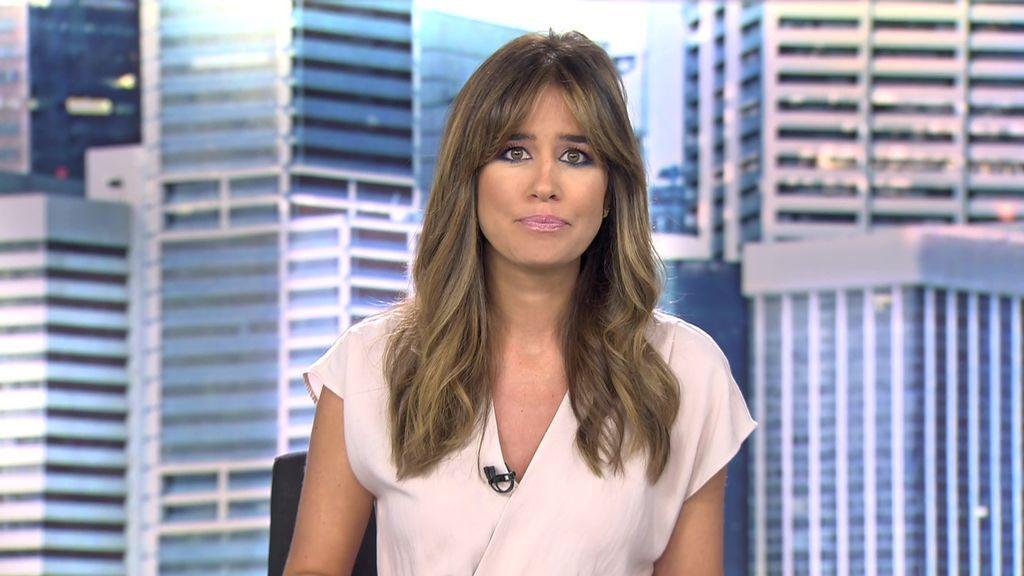 Con Isabel Jiménez Informativos Telecinco 2020 Mediodía 10/08/2020
