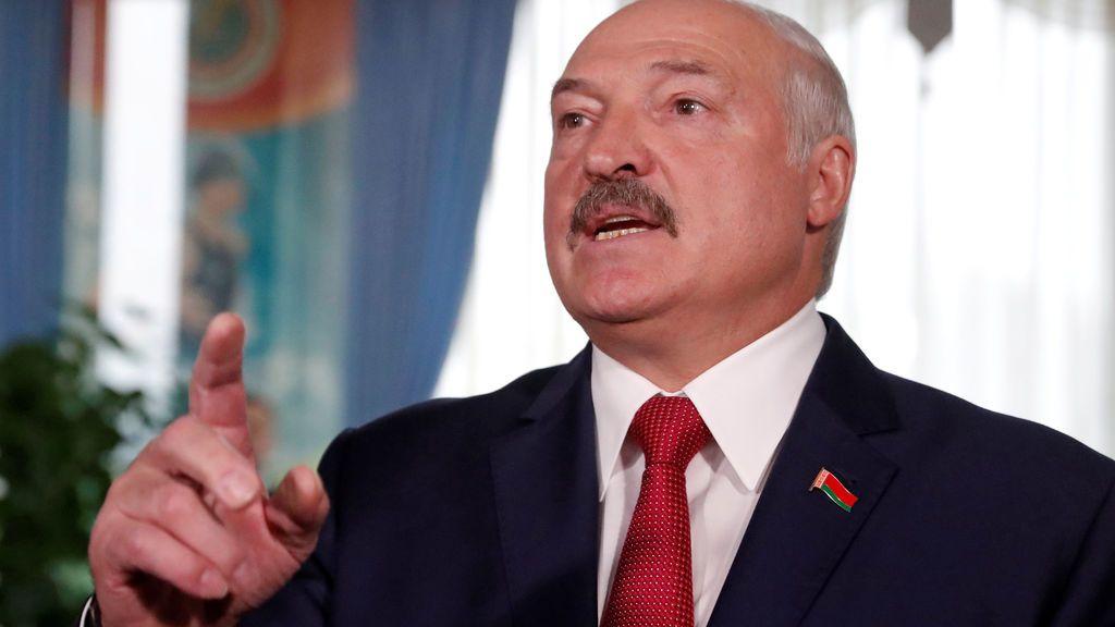 Noche de represión en Bielorrusia tras la jornada electoral