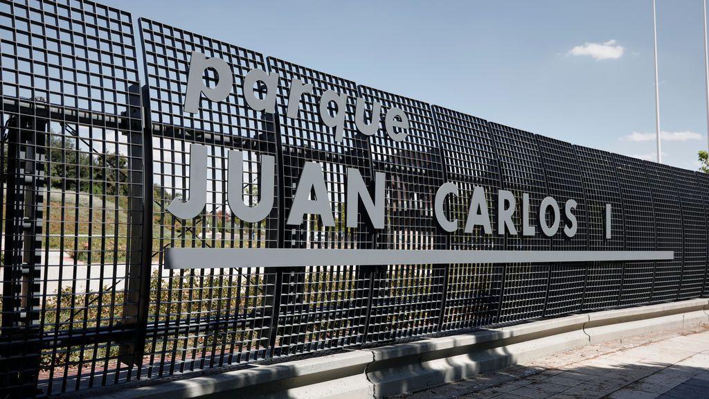 Podemos Madrid propone que el parque Juan Carlos I se llame parque de las Trece Rosas