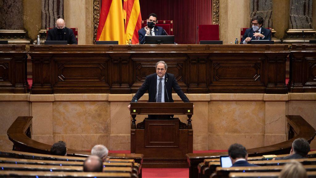El Parlament publica que Cataluña es republicana pese las advertencias de inconstitucionalidad