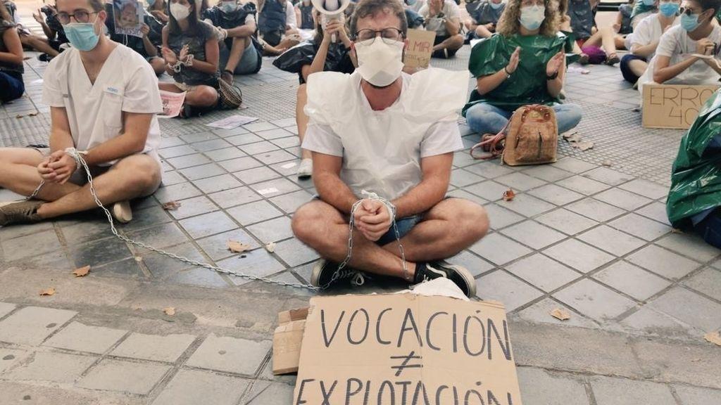 Desconvocada la huelga de los MIR tras una preacuerdo, con mejoras retributivas, con la Comunidad de Madrid