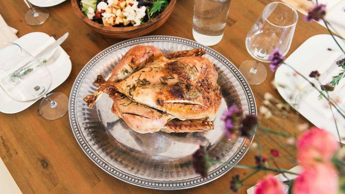Consigue que el pollo no quede seco con estos consejos de cocina
