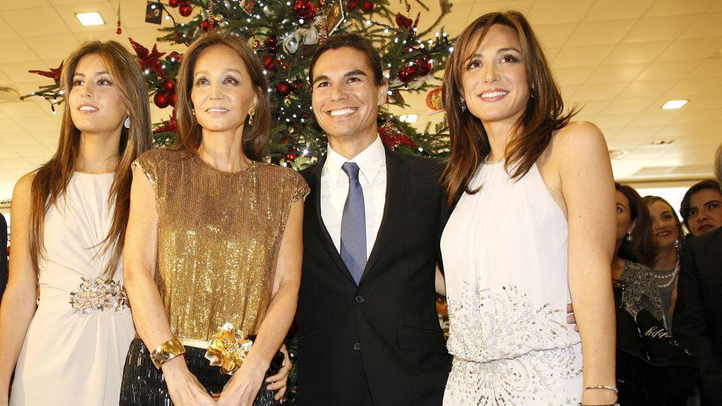 Isabel Preysler ha tenido cinco hijos; Chábeli, Enrique, Julio José, Tamara y Ana.