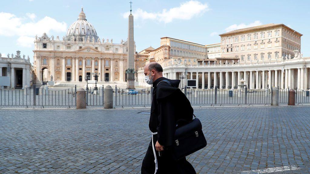 18 frailes del convento italiano de San Francisco de Asís dan positivo en coronavirus