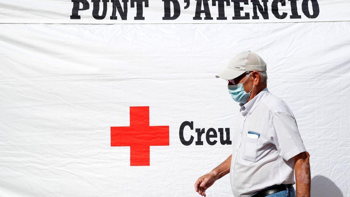 Sanidad registra 8.618 casos de coronavirus más desde el viernes, 1.486 en el último día