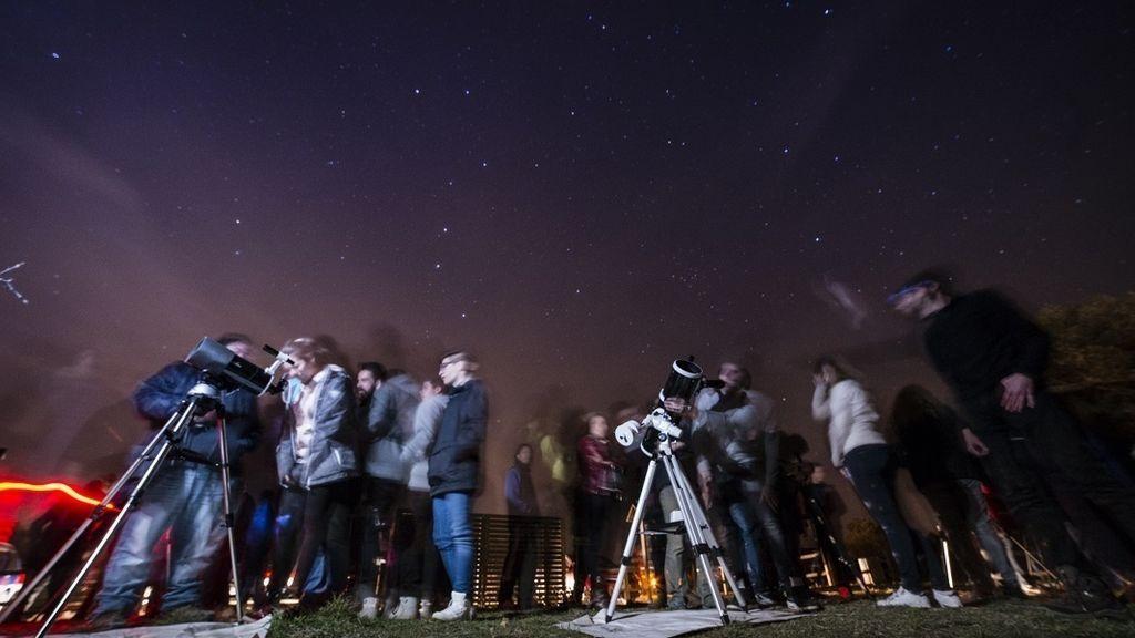 La observación de las Perseidas es uno de los acontecimientos más esperados del año.