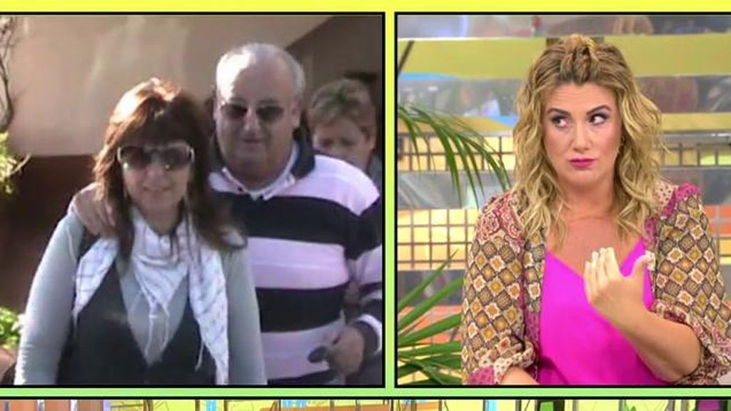 La anécdota de Carlota Corredera con Humberto Janeiro