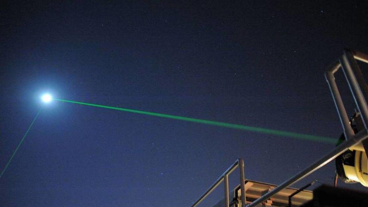 La Nasa consigue reflejar por fin un láser en la Luna: por qué es un paso importante