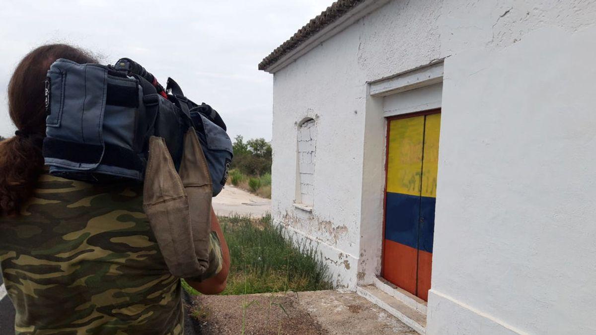 Clausurada una discoteca 'rural' en Alzira: 85 clientes, sin aseos y cables al aire