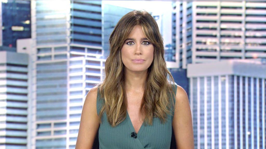 Con Isabel Jiménez Informativos Telecinco 2020 Mediodía 11/08/2020