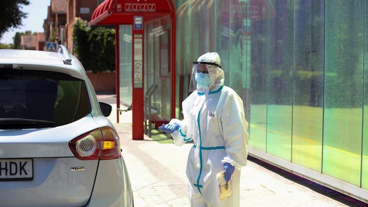 Última hora del coronavirus: Sanidad registra 1.418 nuevos casos en el último día