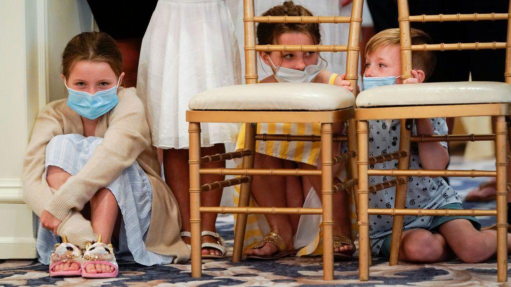 Niños y coronavirus: se infectan y contagian a otros más de lo que se creía