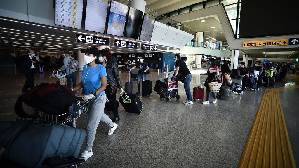 La región italiana de Emilia Romaña hará pruebas de coronavirus a quienes lleguen de España