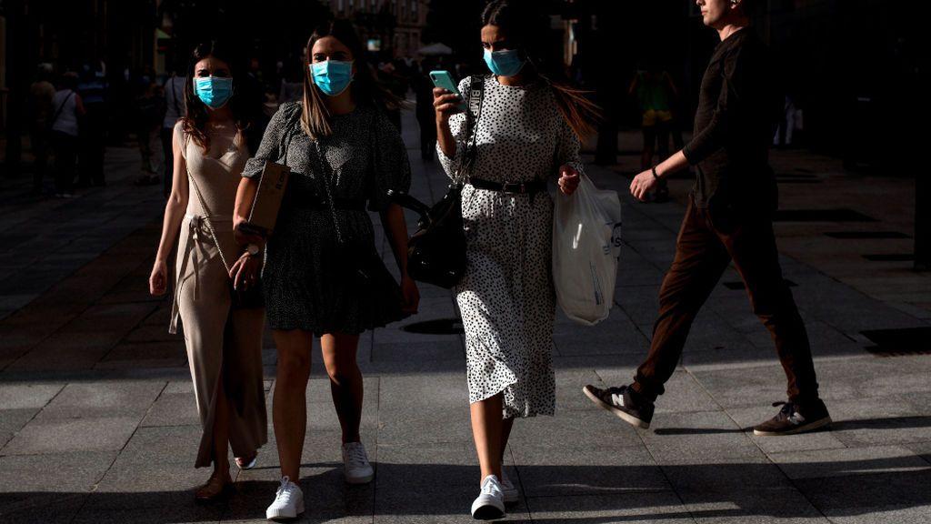 El 54% de los casos de coronavirus en Galicia se concentran en el área sanitaria de A Coruña