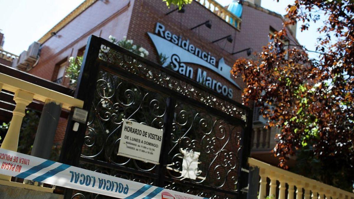 Siete ancianos trasladados a una residencia de Valdemoro desde San Martín de la Vega dan también positivo