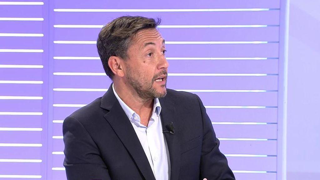Javier Ruiz estalla tras la privatización de rastreadores en Madrid