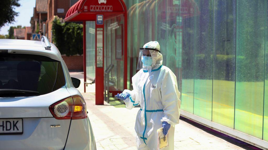 España registra 1.418 casos de coronavirus en el último día