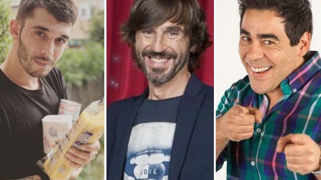 De político a estríper: los actores de Telecinco que comparten profesión con sus personajes