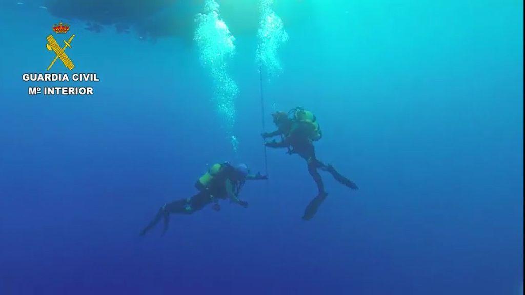Encuentran el cuerpo de Fernando Garfella, el submarinista desaparecido en aguas de Mallorca