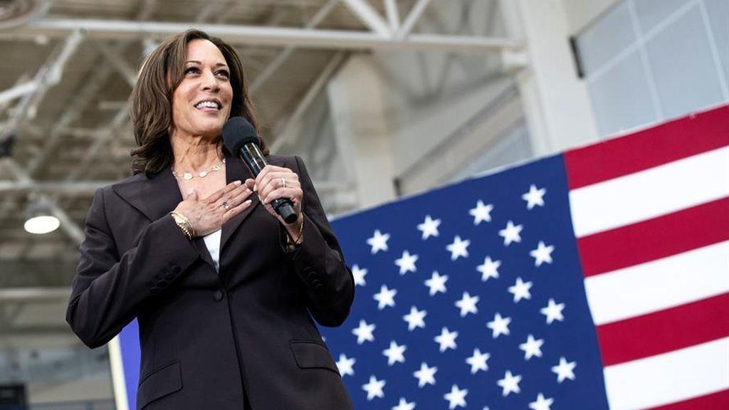 Joe Biden escoge a la seanadora Kamala Harris como candidata a la Vicepresidencia demócrata
