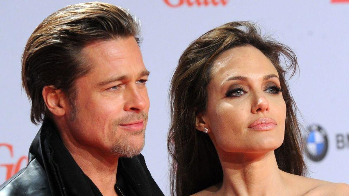 Angelina Jolie solicita la retirada de un juez que supervisa su divorcio con Brad Pitt