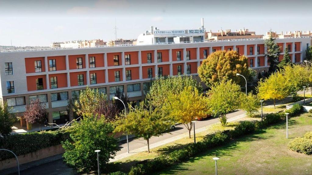 Nuevo brote de coronavirus en una residencia de Madrid tras el traslado de unos ancianos