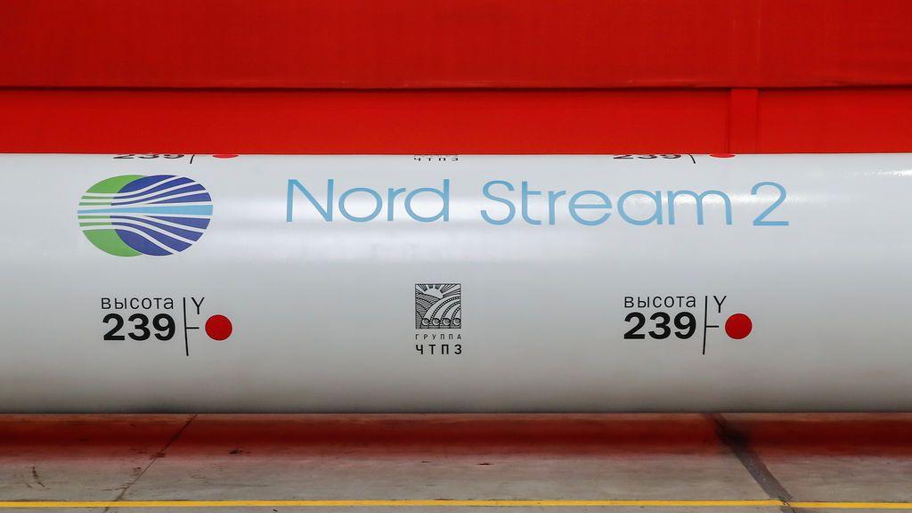 Alemania toca madera para que Trump no sancione su segundo gasoducto con Rusia (NO PUBLCAR)