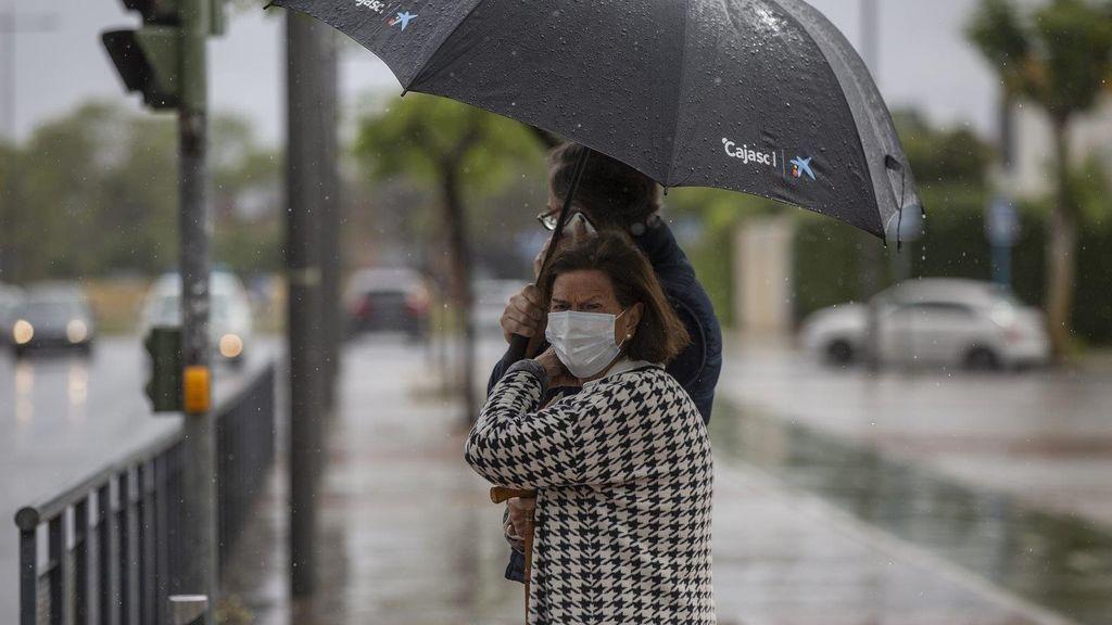 Tormentas, lluvia, viento y granizo: 11 comunidades están en alerta amarilla