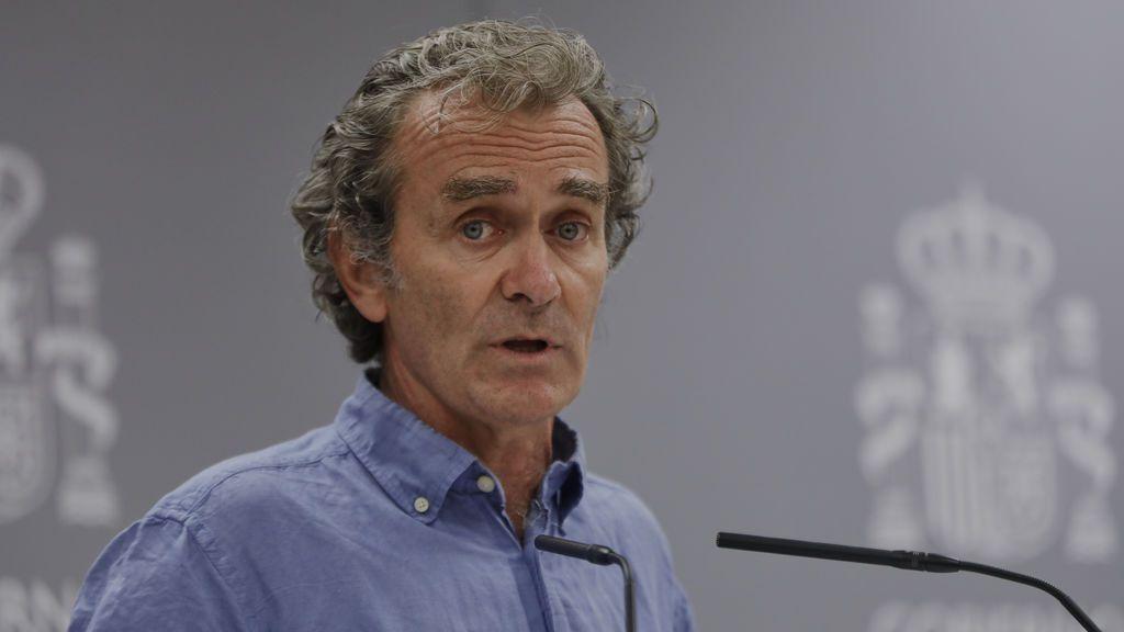 ¿Qué quieres ser de mayor?: los niños españoles quieren a Fernando Simón como jefe