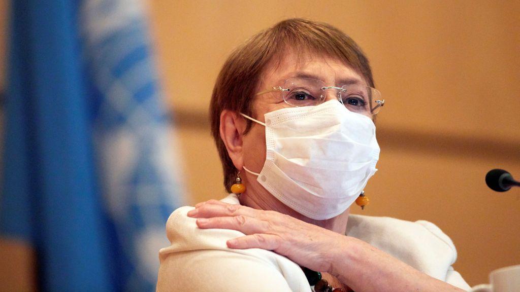 Detenida la hija de Michelle Bachelet por saltarse el confinamiento en una manifestación