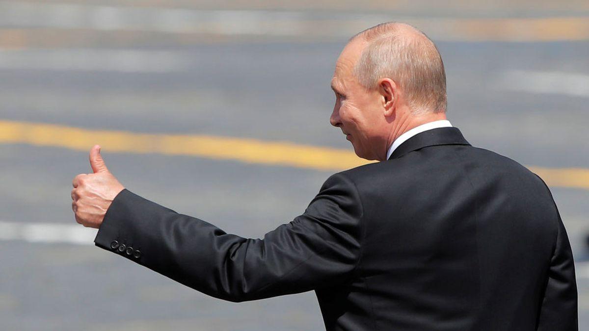Putin: Rusia ha registrado la primera vacuna contra la COVID-19 en el mundo