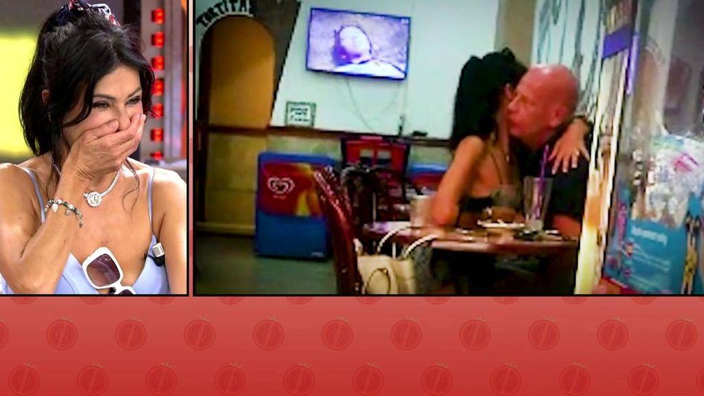 Tenemos las pruebas: Maite Galdeano tiene nuevo amor y no escatiman ni en besos ni en arrumacos