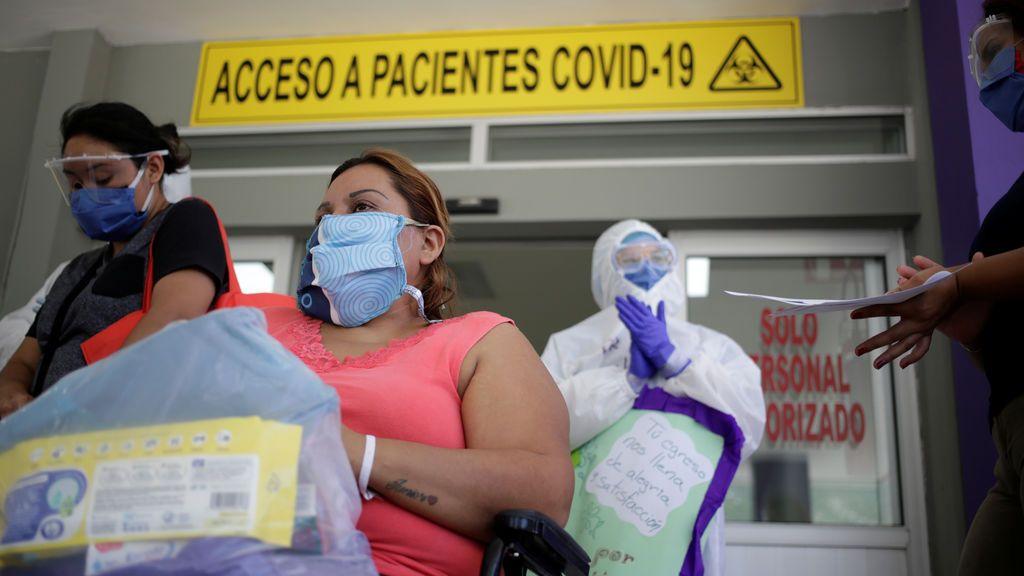 Última hora del coronavirus: los hospitales se preparan ante el aumento de nuevos contagios por COVID-19