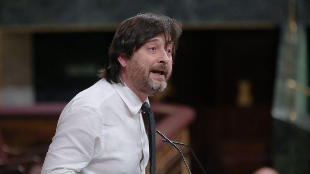 Rafael Mayoral, secretario de Sociedad Civil de Podemos