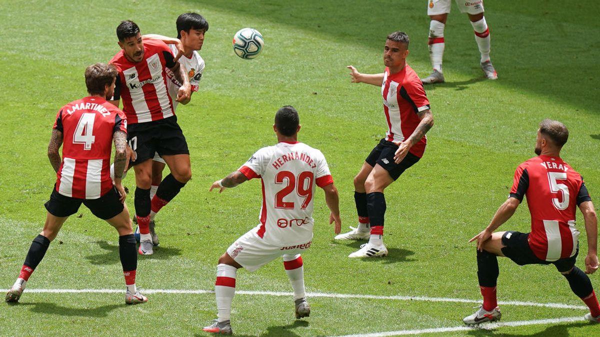 El Athletic confirma seis positivos en el primer equipo pero no confirma que sean jugadores
