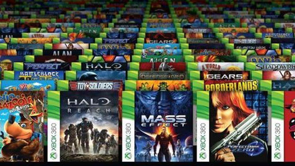 Juegos Xbox retrocompatibles con Xbox One