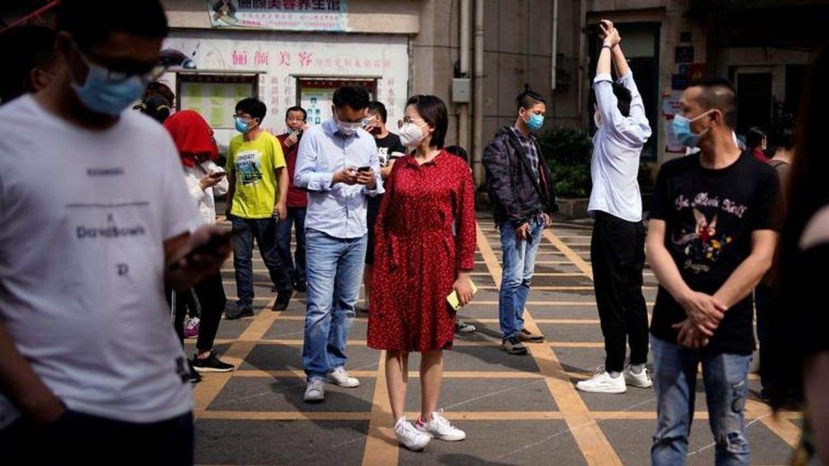 Una mujer china es diagnosticada de coronavirus por segunda vez en seis meses