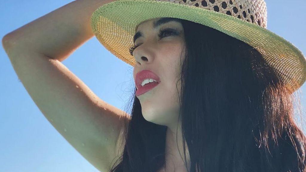 """Beatriz Luengo toma una decisión sobre sus redes sociales en sus vacaciones: """"Mi granito de arena"""""""