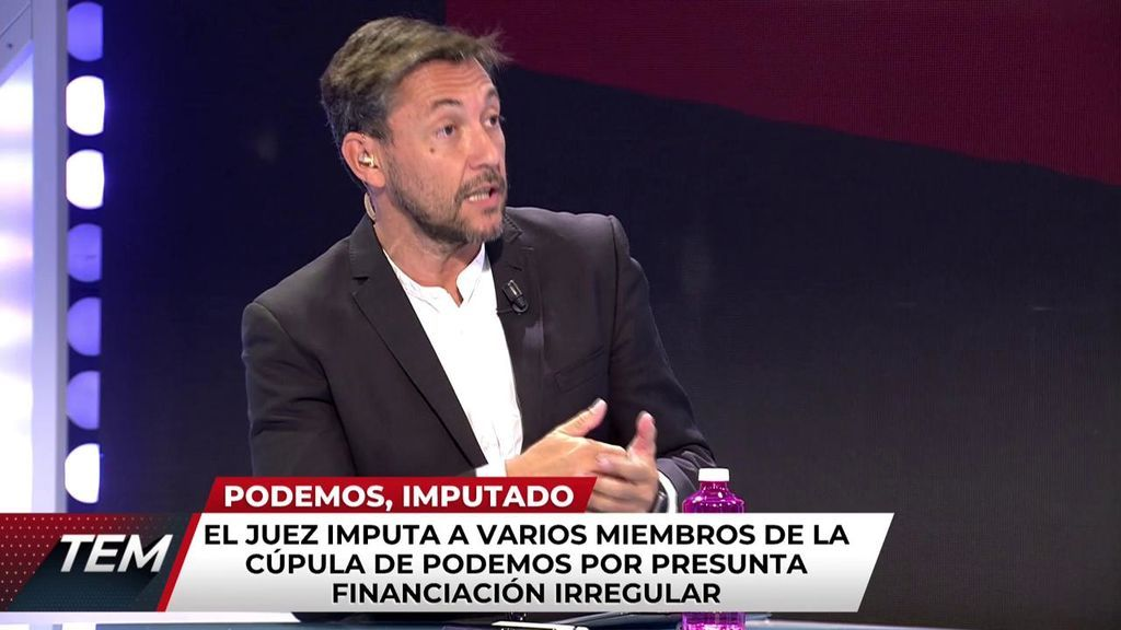 Javier Ruiz, sobre Podemos