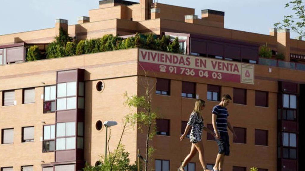 Los jóvenes españoles deben destinar el 60% de su sueldo para adquirir una vivienda