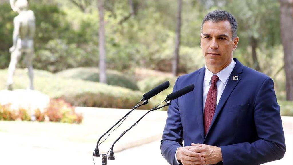 """Sánchez sobre la imputación a Podemos apela al """"máximo respeto a la independencia de los jueces"""""""