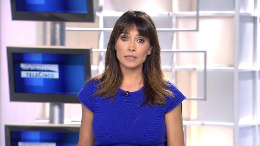Con Arancha Morales y Laila Jiménez Informativos Telecinco 2020 Matinal 12/08/2020