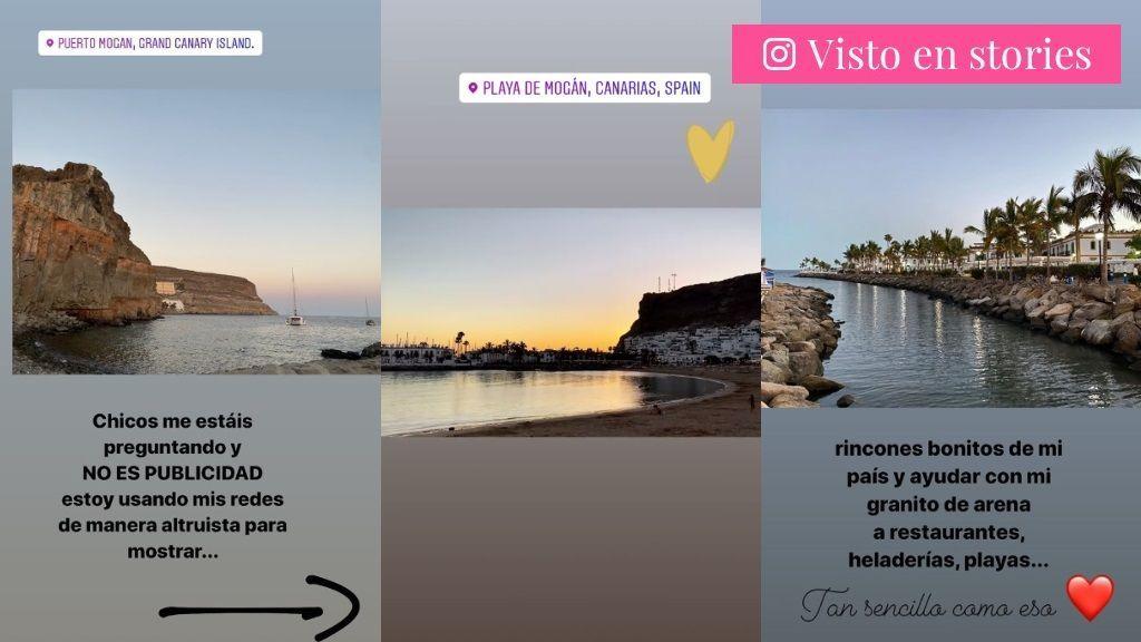 Beatriz Luengo explica la nueva forma de utilizar su Instagram