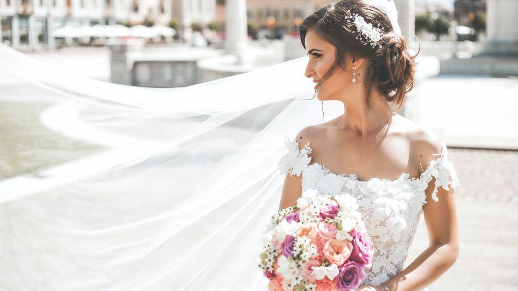 Sirena, corto, faldas evasé… qué vestido de novia elegir según tu tipo de cuerpo