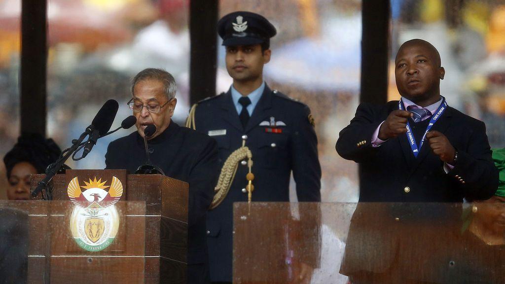 El expresidente de India Pranab Mujerji, positivo por coronavirus, se encuentra en estado crítico