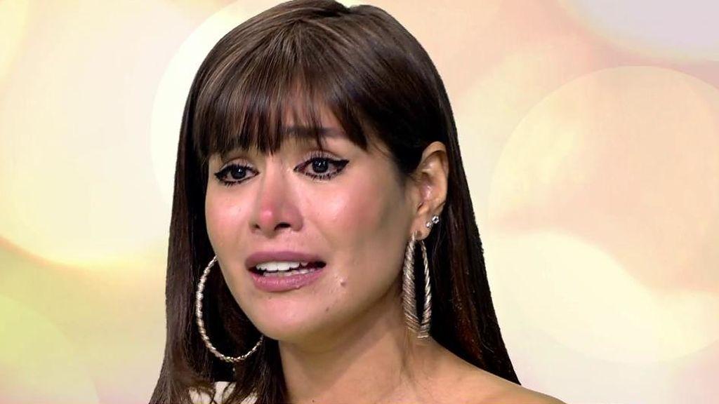 """Miriam Saavedra: """"Mi padre se está muriendo en Perú, pido al presidente de mi país que le ayude"""""""