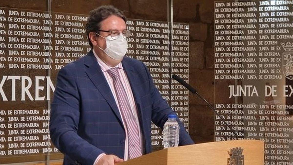 """Extremadura admite que ha entrado en una """"segunda oleada"""" de casos de coronavirus"""