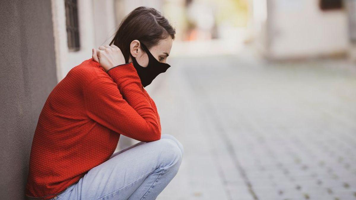 """Andrea, joven en paro, comparte su experiencia en plena pandemia: """"Después de siete meses ya no sé qué hacer"""""""