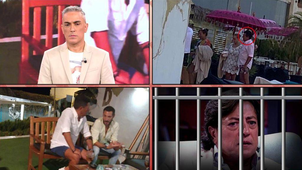 Ernesto Neyra ingresa en prisión por el impago de la pensión de sus hijos