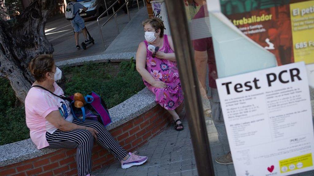 Nuevo brote de coronavirus en Mataró:  Detectan una treintena de positivos  en una residencia